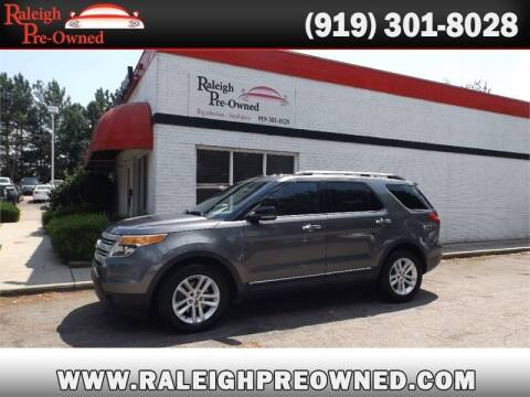 2011 Ford Explorer for sale at Raleigh Pre-Owned in Raleigh NC
