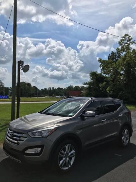 2014 Hyundai Santa Fe Sport for sale at Northgate Auto Sales in Myrtle Beach SC