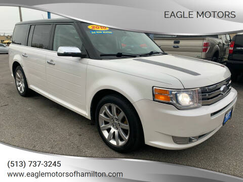 2010 Ford Flex for sale at Eagle Motors in Hamilton OH