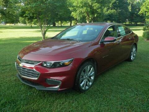 2018 Chevrolet Malibu for sale at Clark Chevrolet Sales Inc in Cayuga IN