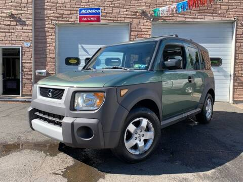 2005 Honda Element for sale at West Haven Auto Sales in West Haven CT
