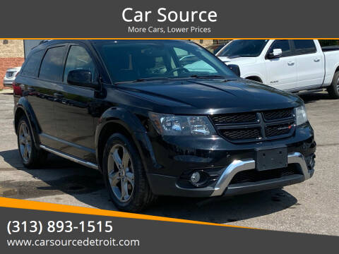 2018 Dodge Journey for sale at Car Source in Detroit MI
