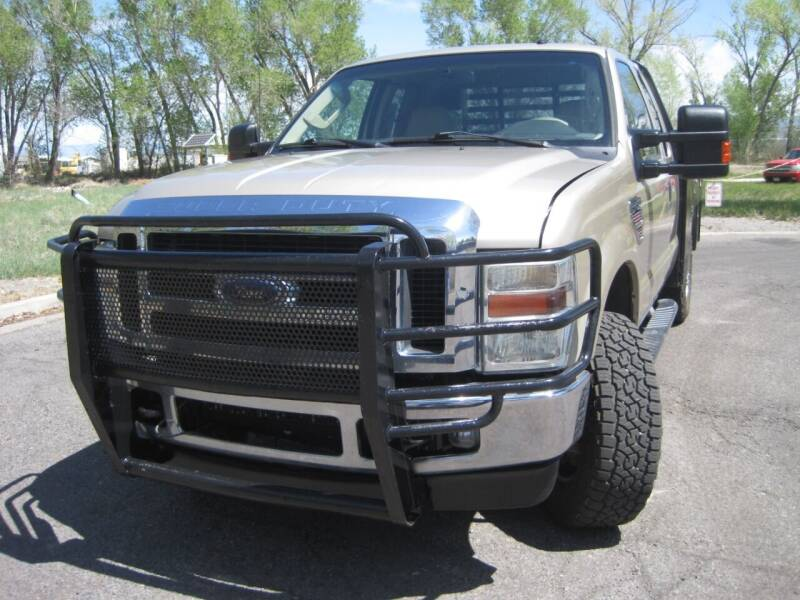 2008 Ford F-250 Super Duty for sale at Pollard Brothers Motors in Montrose CO
