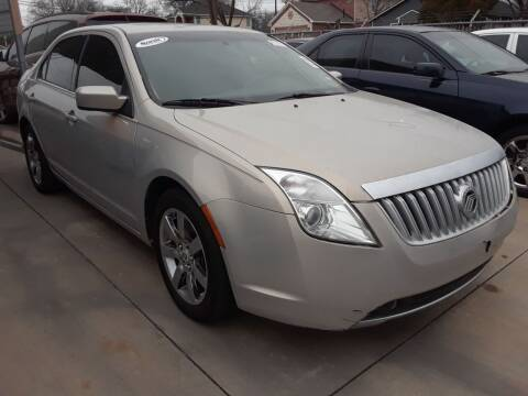 2010 Mercury Milan for sale at Auto Haus Imports in Grand Prairie TX
