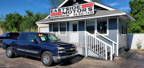 2006 Chevrolet Silverado 1500 for sale at EASTSIDE MOTORS in Tulsa OK