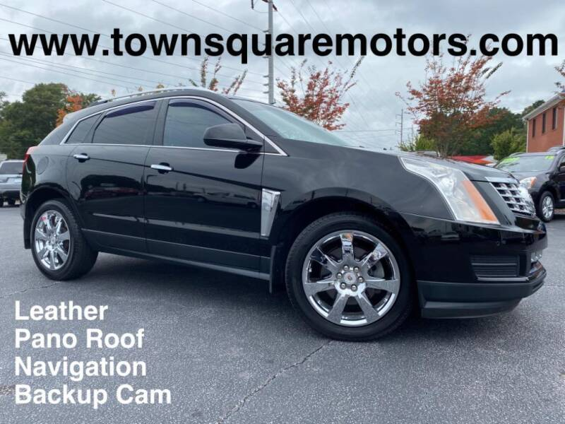 2013 Cadillac SRX for sale at Town Square Motors in Lawrenceville GA
