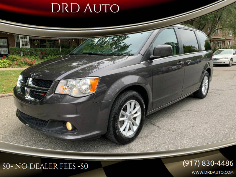 2019 Dodge Grand Caravan for sale at DRD Auto Market in Flushing NY