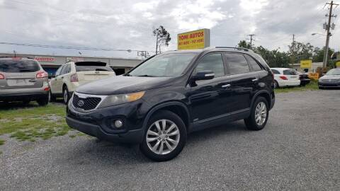 2011 Kia Sorento for sale at TOMI AUTOS, LLC in Panama City FL