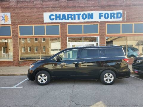 2017 Nissan Quest for sale at Chariton Ford in Chariton IA