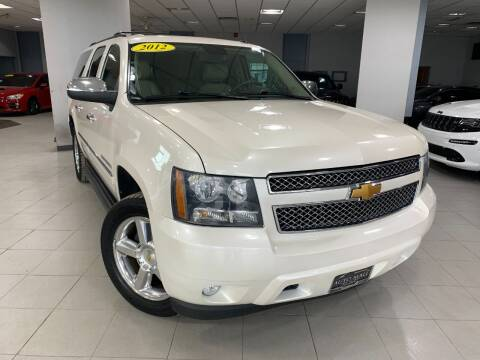2012 Chevrolet Suburban for sale at Auto Mall of Springfield in Springfield IL