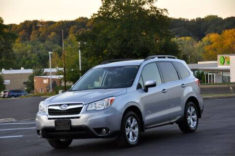 2016 Subaru Forester for sale at T CAR CARE INC in Philadelphia PA