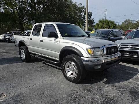 2001 Toyota Tacoma for sale at DONNY MILLS AUTO SALES in Largo FL