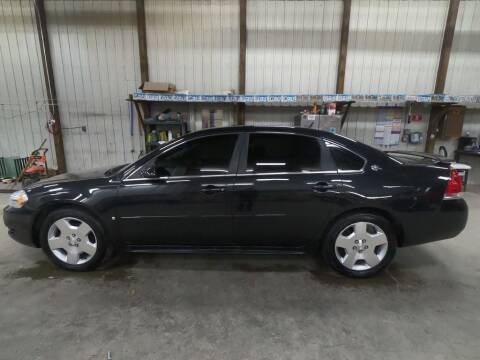 2008 Chevrolet Impala for sale at Alpha Auto in Toronto SD