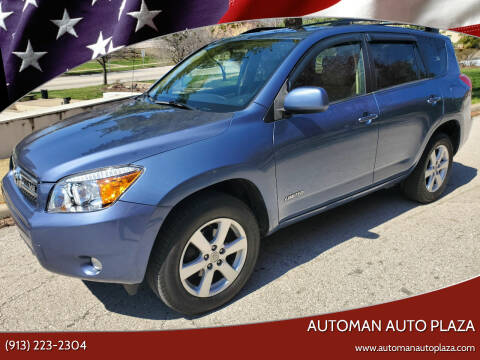 2006 Toyota RAV4 for sale at Automan Auto Plaza in Kansas City MO