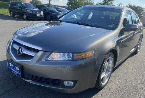 2008 Acura TL for sale at SOUTH AMERICA MOTORS in Sterling VA