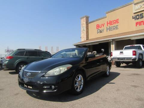 2007 Toyota Camry Solara for sale at Import Motors in Bethany OK