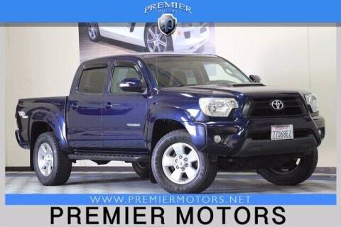 2013 Toyota Tacoma for sale at Premier Motors in Hayward CA
