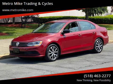 2016 Volkswagen Jetta for sale at Metro Mike Trading & Cycles in Albany NY