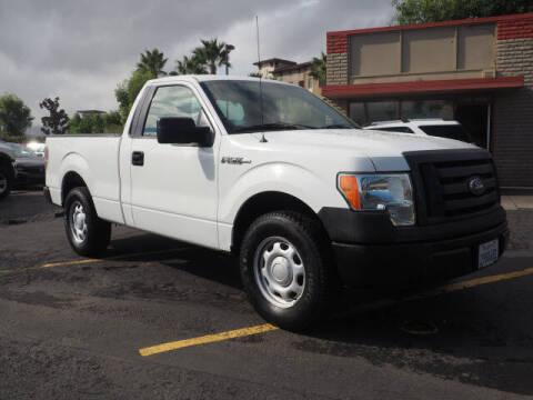 2010 Ford F-150 for sale at Corona Auto Wholesale in Corona CA