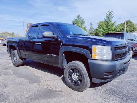 2012 Chevrolet Silverado 1500 for sale at The Car Cove, LLC in Muncie IN
