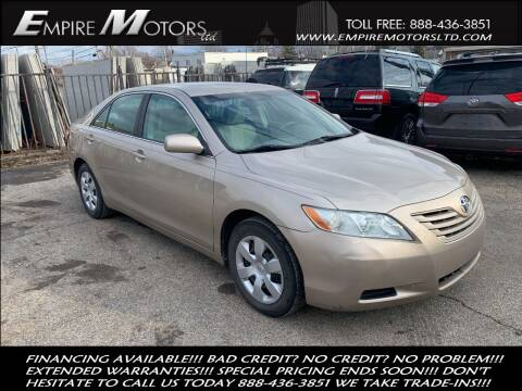 2007 Toyota Camry for sale at Empire Motors LTD in Cleveland OH