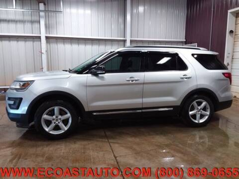 2016 Ford Explorer for sale at East Coast Auto Source Inc. in Bedford VA