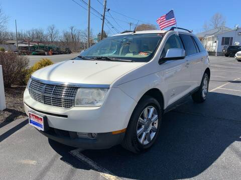 2007 Lincoln MKX for sale at Car Country USA in Augusta NJ
