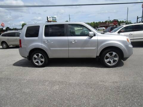2015 Honda Pilot for sale at Downtown Motors in Milton FL