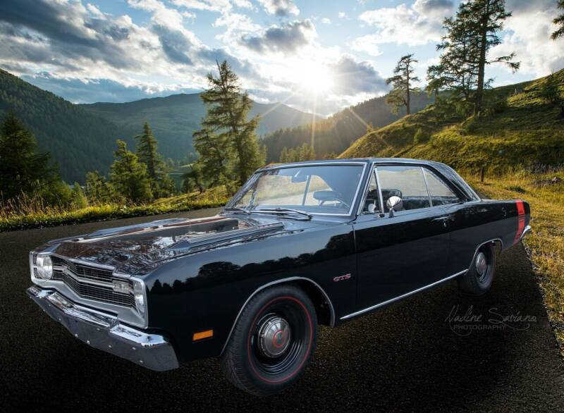 1969 Dodge Dart for sale at Online Auto Connection in West Seneca NY