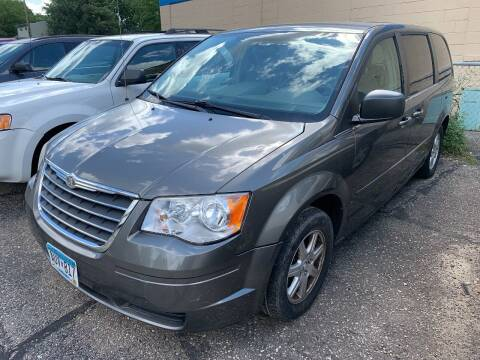 2010 Chrysler Town and Country for sale at BEAR CREEK AUTO SALES in Rochester MN