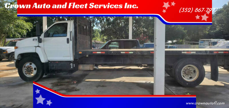 2005 GMC C6500 for sale at Crown Auto and Fleet Services Inc. in Ocala FL