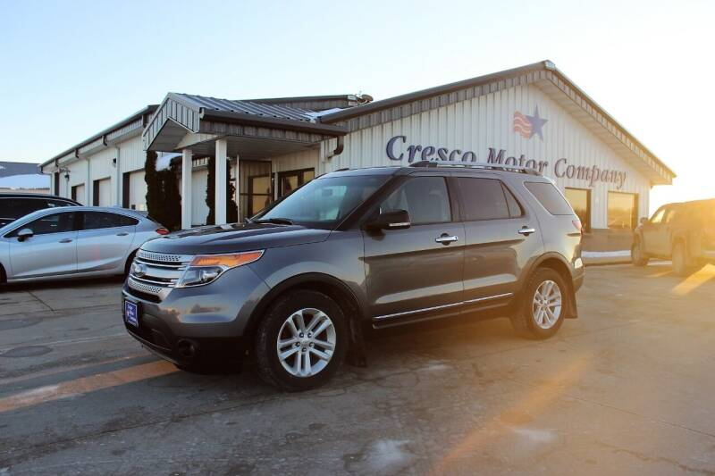 2012 Ford Explorer for sale at Cresco Motor Company in Cresco IA