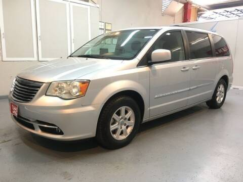 2011 Chrysler Town and Country for sale at LUNA CAR CENTER in San Antonio TX