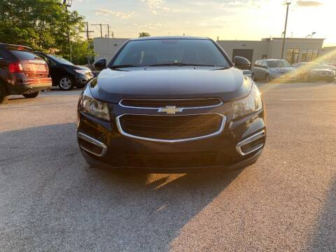 2016 Chevrolet Cruze Limited for sale at Platinum Cars Exchange in Downers Grove IL