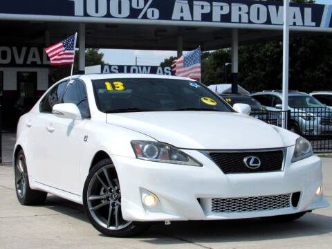 2013 Lexus IS 250 for sale at Orlando Auto Connect in Orlando FL
