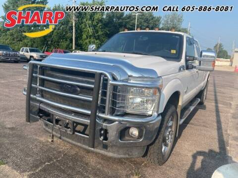 2014 Ford F-350 Super Duty for sale at Sharp Automotive in Watertown SD