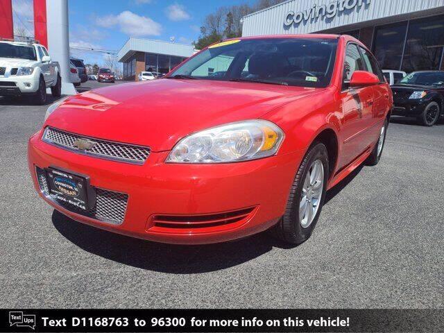 2013 Chevrolet Impala for sale in Covington, VA