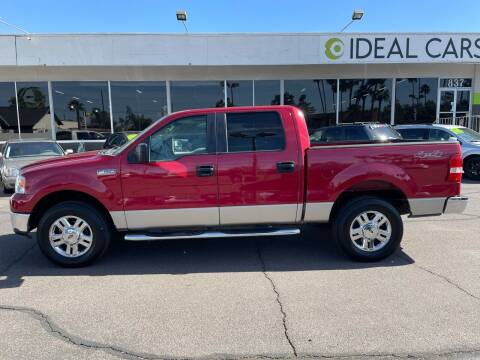 2008 Ford F-150 for sale at Ideal Cars in Mesa AZ