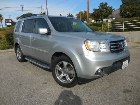 2013 Honda Pilot for sale at ARAX AUTO SALES in Tujunga CA