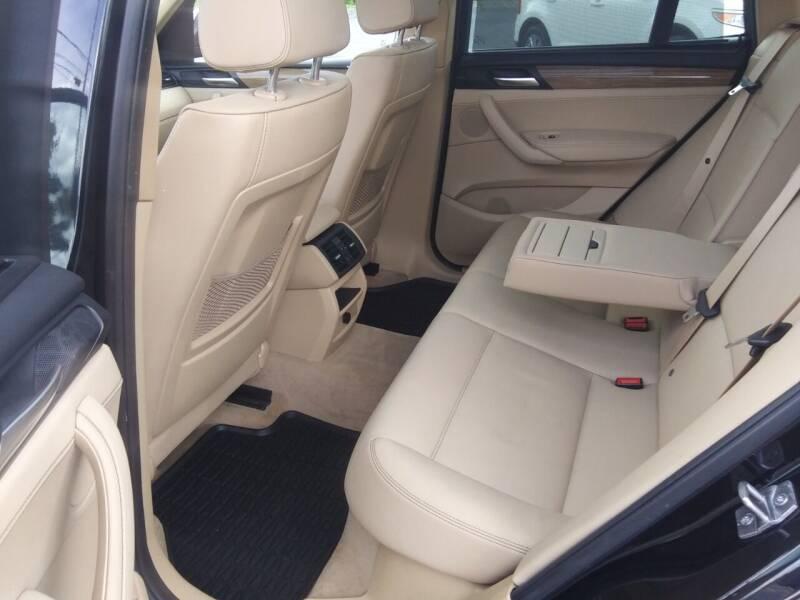 2013 BMW X3 AWD xDrive35i 4dr SUV - Hanover PA