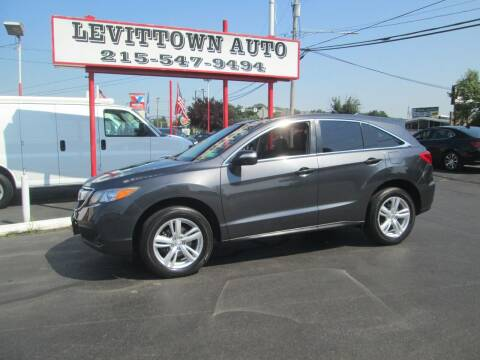 2013 Acura RDX for sale at Levittown Auto in Levittown PA