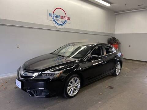 2017 Acura ILX for sale at WCG Enterprises in Holliston MA