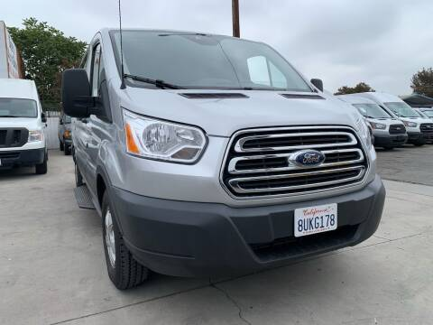 2018 Ford Transit Passenger for sale at Best Buy Quality Cars in Bellflower CA