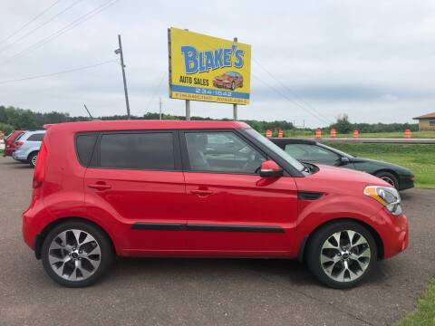 2013 Kia Soul for sale at Blakes Auto Sales in Rice Lake WI