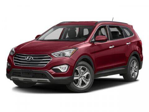 2016 Hyundai Santa Fe for sale at Auto Finance of Raleigh in Raleigh NC