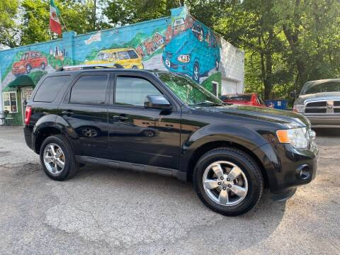 2011 Ford Escape for sale at Showcase Motors in Pittsburgh PA
