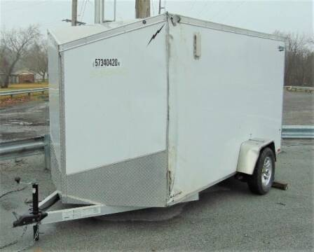2016 Lightning Trailer for sale at Kenny's Auto Wrecking in Lima OH