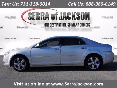 2012 Chevrolet Malibu for sale at Serra Of Jackson in Jackson TN