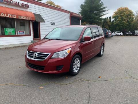 2012 Volkswagen Routan for sale at American Auto Specialist Inc in Berlin CT