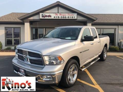 2012 RAM Ram Pickup 1500 for sale at Rino's Auto Sales in Celina OH